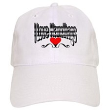 I Love Handbags Baseball Cap