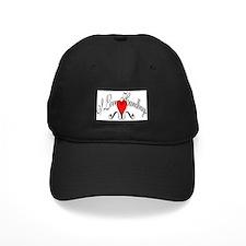 I Love Handbags Baseball Hat