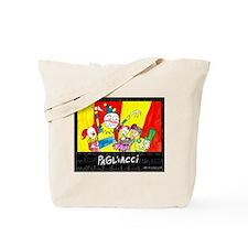 Pagliacci Tote Bag