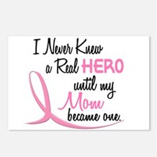 Never Knew A Hero 3 Mom BC Postcards (Package of 8