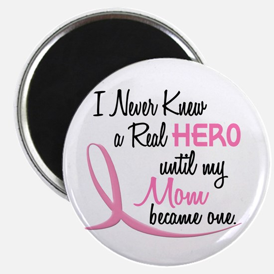 "Never Knew A Hero 3 Mom BC 2.25"" Magnet (10 pack)"
