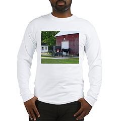 Sunday Morning... Long Sleeve T-Shirt
