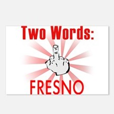 Unique Fresno Postcards (Package of 8)