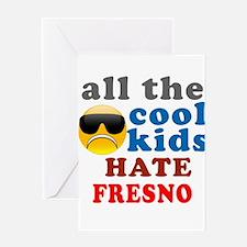 Funny Fresno Greeting Card