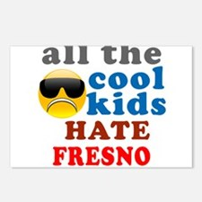 Funny Fresno Postcards (Package of 8)