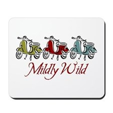 Mildly Wild Mousepad