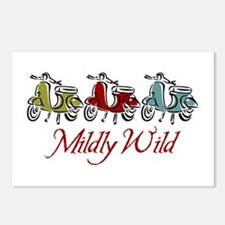Mildly Wild Postcards (Package of 8)