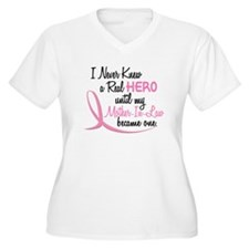Never Knew A Hero 3 Mother-In-Law BC T-Shirt
