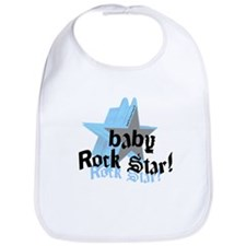 Baby Rock Star! Bib