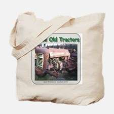 I love old Corn Binders Tote Bag