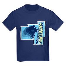 """BMX, """"Vertical"""" Kids T-Shirt"""