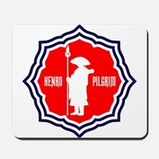 Henro Pilgrim Mousepad