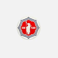Henro Pilgrim Mini Button