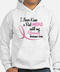 Never Knew A Hero 3 Mommy BC Hoodie