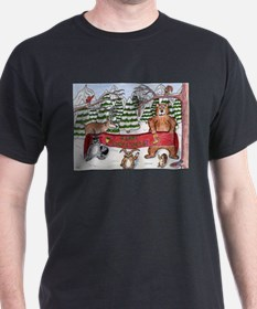 Christmas Winter Wonderland T-Shirt