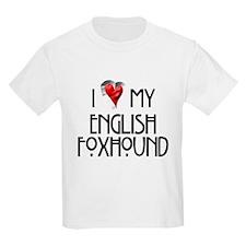 English Foxhound T-Shirt