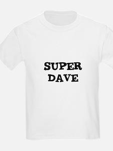 Super Dave Kids T-Shirt