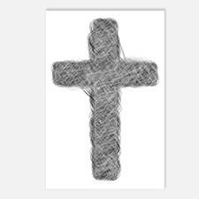 Cross Postcards (Package of 8)