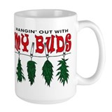Cannabis Large Mugs (15 oz)