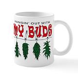 Cannabis Coffee Mugs