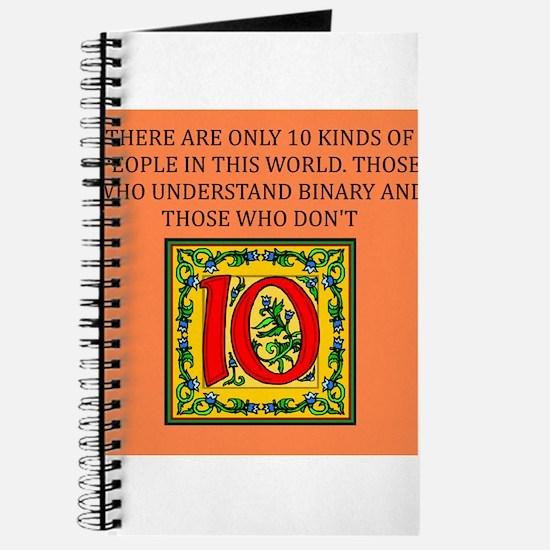funny math geek gifts Journal