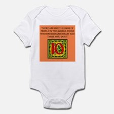 funny math geek gifts Infant Bodysuit