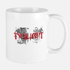 Twilight Distressed Graphic Mug