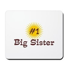 #1 Big Sister Mousepad
