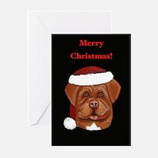 Dogue de Bordeaux Greeting Cards (Pk of 10)