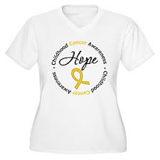 HopeChildhoodCancer T-Shirt