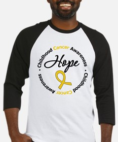 HopeChildhoodCancer Baseball Jersey