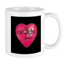 twilight forever heart /blk Mug