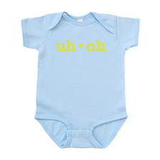 uh*oh Infant Bodysuit