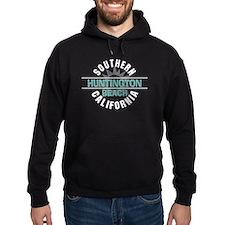Huntington Beach California Hoody