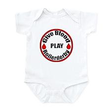 Mid Michigan Derby Girls Infant Bodysuit