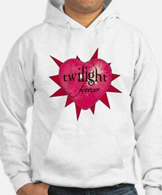 twilight forever heart /salmo Hoodie
