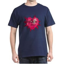 twilight forever heart /salmo T-Shirt