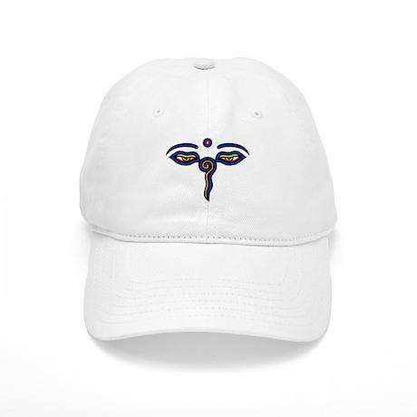 Buddha Eyes Cap