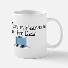 Instant Programmer Cocoa Mug