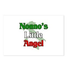 Nonno's Little Angel Postcards (Package of 8)