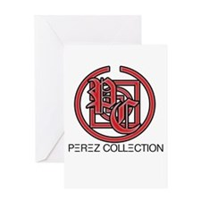 Perez Collection Greeting Card