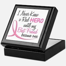 Never Knew A Hero 3 Best Friend BC Keepsake Box