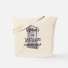 Wardrobe Tote Bag