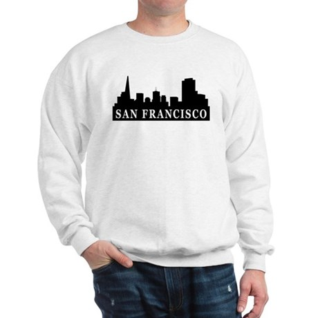 San Francisco Skyline Sweatshirt