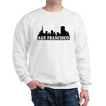 San Francisco Skyline Sweatshirt