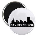 San Francisco Skyline Magnet