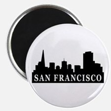 San Francisco Skyline Magnet