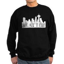 Seattle Skyline Jumper Sweater