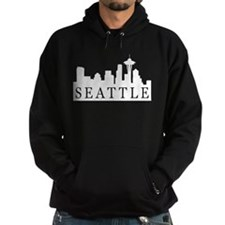 Seattle Skyline Hoody