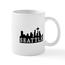 Seattle Skyline Mug